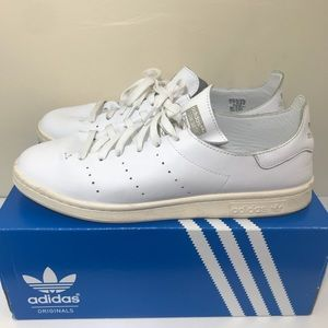 ADIDAS Stan Smith Lea Sock Size 12  RARE Sold Out